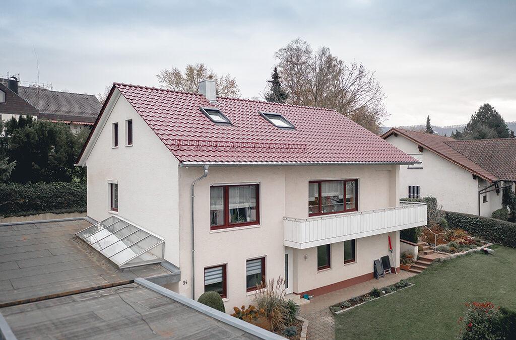 Dachsanierung in Donzdorf
