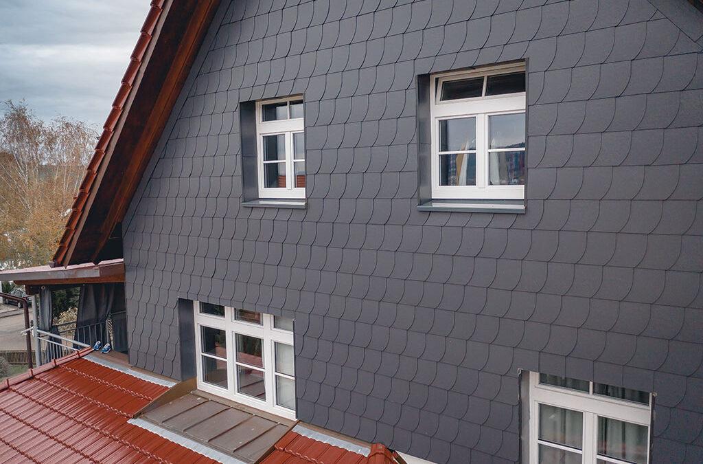 Fassade in Donzdorf