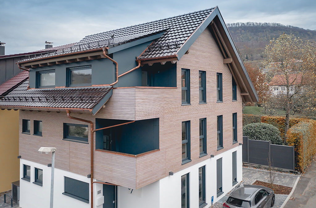 Mehrgeschossiges Wohnhaus in Donzdorf