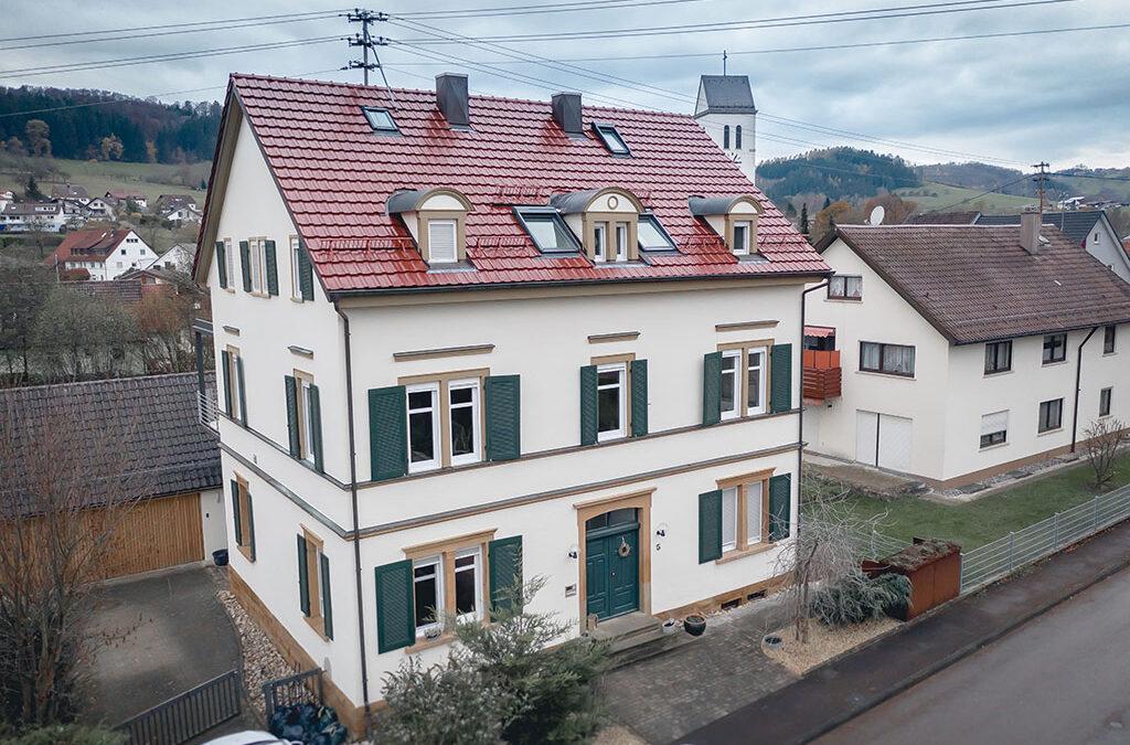 Dachsanierung in Donzdorf-Reichenbach